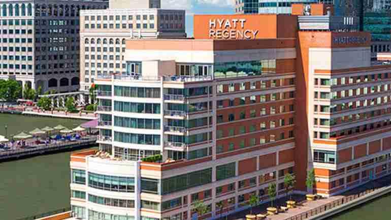 Visit HYATT REGENCY JERSEY CITY