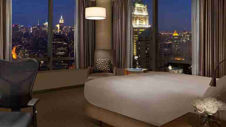 Visit New York's The Millennium Hilton
