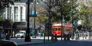 Canal Street car san francisco