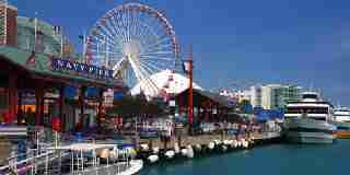 Visit the Navy pier chicago